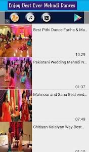 Mehndi Songs & Dance Videos screenshot 3