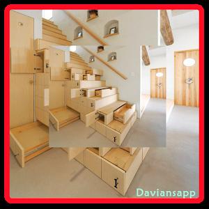 creativos caja de la escalera Gratis