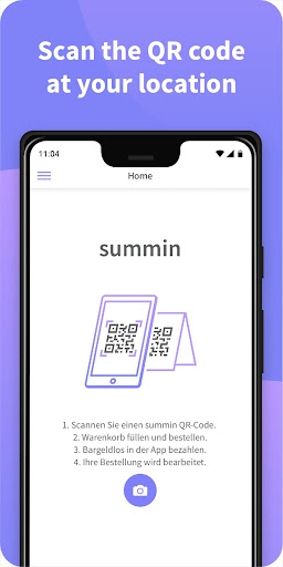 summin - order and pay. made simple. screenshot 2