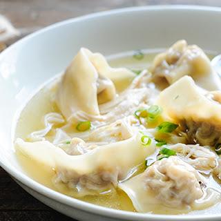 Liren's Sausage Molo Soup (A Filipino Wonton Soup)