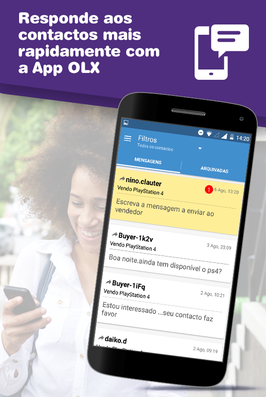 OLX Moçambique - Classificados- screenshot