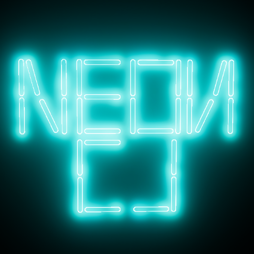 Neon Cyber Jump 2.2 screenshots 2