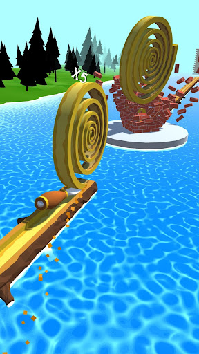 Spiral Roll android2mod screenshots 5
