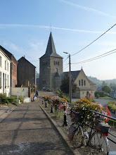 Photo: Départ de Villers-la-Ville