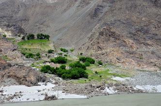Photo: En suivant l'Indus