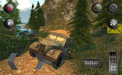 4×4 Russian SUVs Off-Road 3.0.52 APK Mod for Android 3