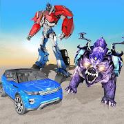 Grand Robot Car Transformation Wild Bear