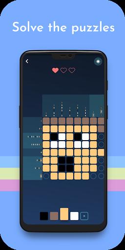 Nonogram Colors (Picross Color Puzzle) 2.5.1 screenshots 1