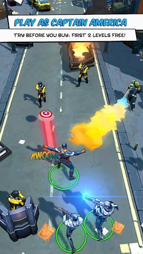 Captain America: TWS screenshot 1