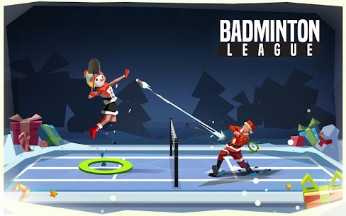 Badminton League 8