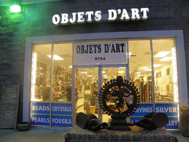 Photo: Objets D'Art in Corpus Christi