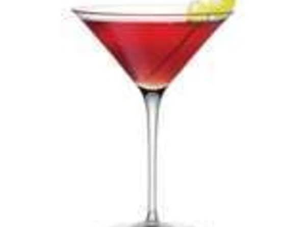 Sparkling Virgin Cosmo Recipe