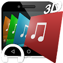 iSense Music - 3D Music Player icon