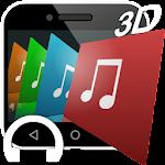 iSense Music - 3D Music Player v3.002s