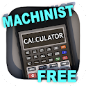 CNC Machinist Calculator Free icon