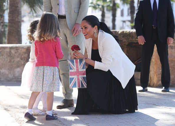 IN PICTURES | Meghan Markle's first African Royal Tour