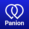Panion - Find, chat and meet with friends nearby icon