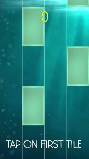 Me Gustas Tu - Manu Chao - Piano Ocean 1.0 screenshots 1