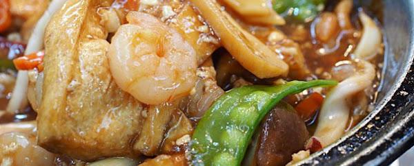 新華港式菜館 捷運南京復興站巷弄的香港住家菜