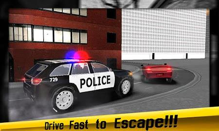 Crime Driver Vs Police Chase 1.0.2 screenshot 63259