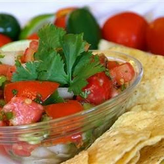 Fresh Tomato Salsa Recipes