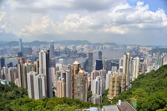 Photo: HK from The Peak