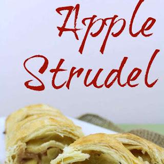 Apple Strudel.