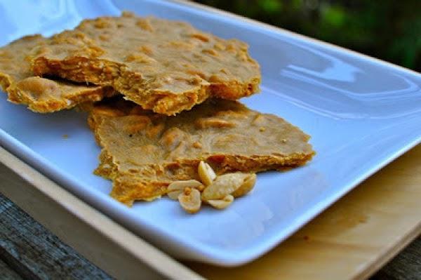 Butterfinger Peanut Brittle Recipe