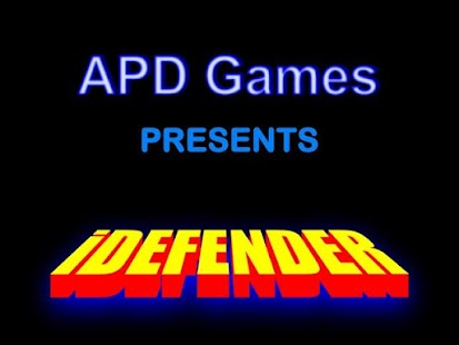 Defender 1- screenshot thumbnail