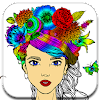 Pasteld : Coloring Book For Adults