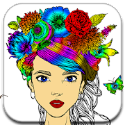 Pasteld : Coloring Book For Adults icon