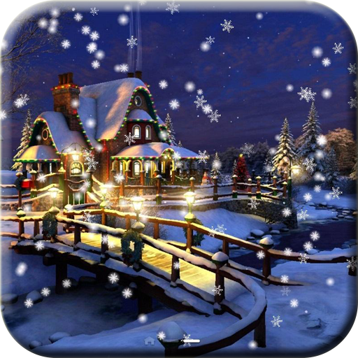 3D Christmas Wallpapers Free (app)
