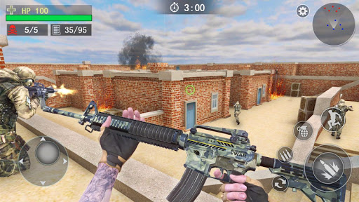 Counter Terrorist--Top Shooter 3D screenshot 6
