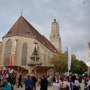 まさに中世へのタイムスリップ!ロマンチック街道の町ドイツ・ネルトリンゲンで3年に一度だけ開催される歴史城壁祭り