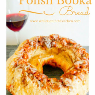 Polish Bobka Easter Bread #BreadBakers