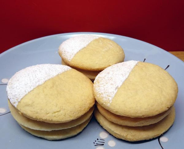 Bolachas De Acucar (azorean Sugar Cookies) Recipe