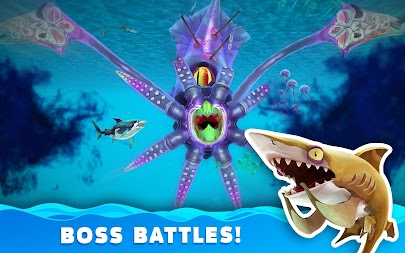 Hungry Shark World APK screenshot thumbnail 21