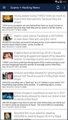 Download Scam Watch & Hacker News Google Play softwares