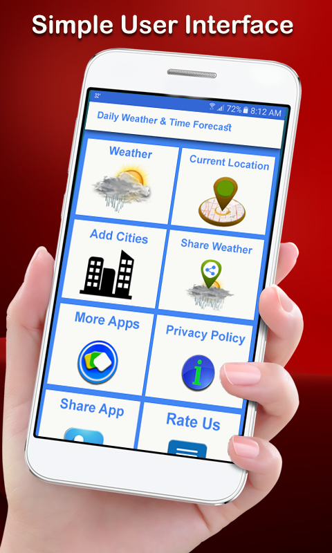 Live Weather Time Forecast World Weather Map Android Apps On - Us live weather map