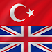 Turkish - English : Dictionary & Education icon