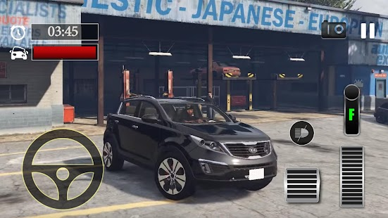 Car Parking Kia Sportage Simulator - náhled