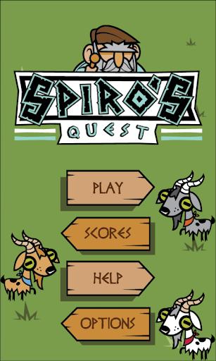 Spiro's Quest