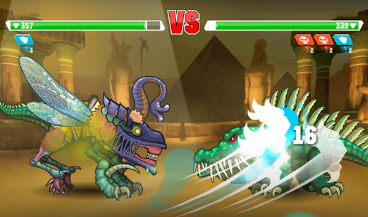 Mutant Fighting Cup 2 MOD APK (Unlimited Energy) 3