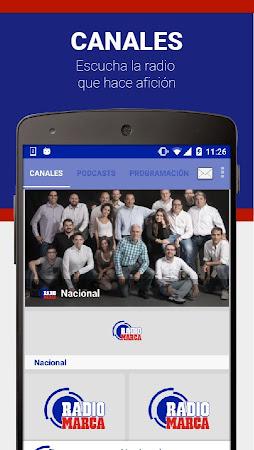 Radio Marca - Hace Afición 1.0.6 screenshot 295879