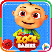 Videogyan Zool Babies - Kids Fun Videos & Rhymes