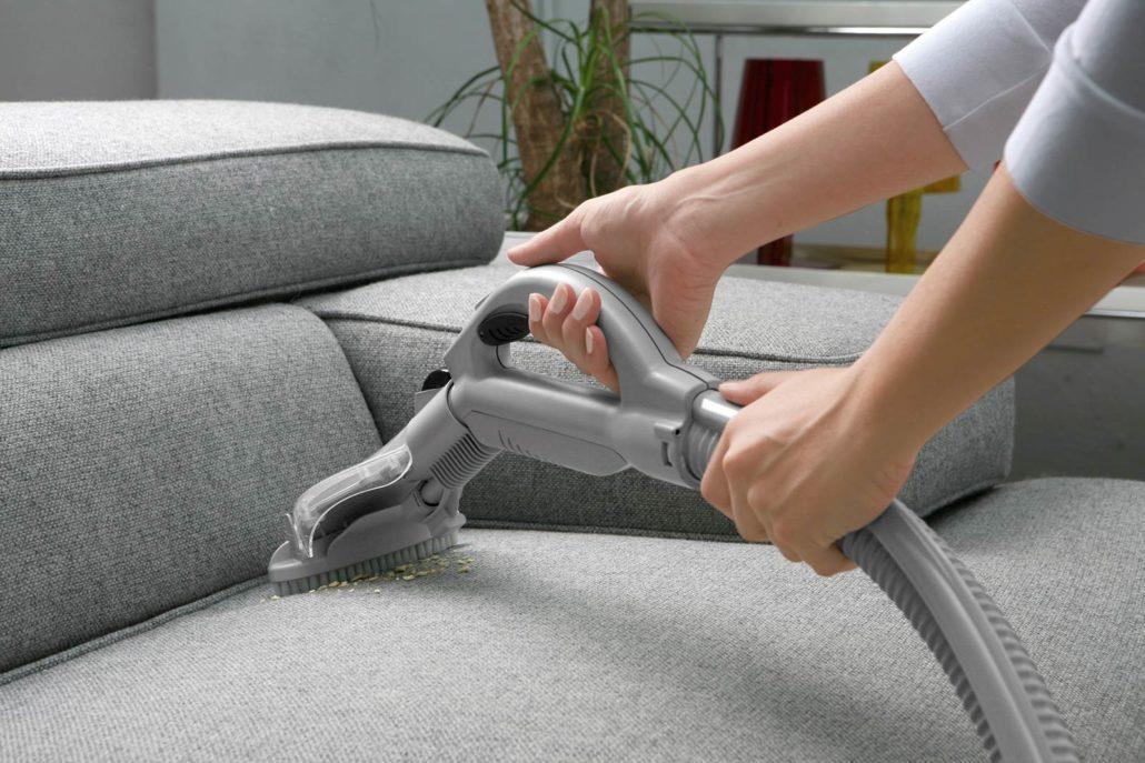 Kết quả hình ảnh cho làm sạch bụi bẩn trên sofa