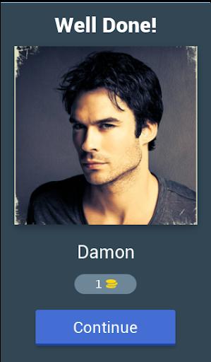 Vampire Diaries Quiz (Fan Made) 3.14.8z screenshots 2