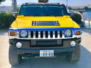 H2  07,HUMMER,LUXPXG三井D車のカスタム事例画像 ヨシクマ🇺🇸🍍さんの2019年03月09日12:35の投稿