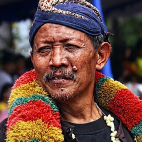 Carnaval by Caraka Pamungkas - People Portraits of Men