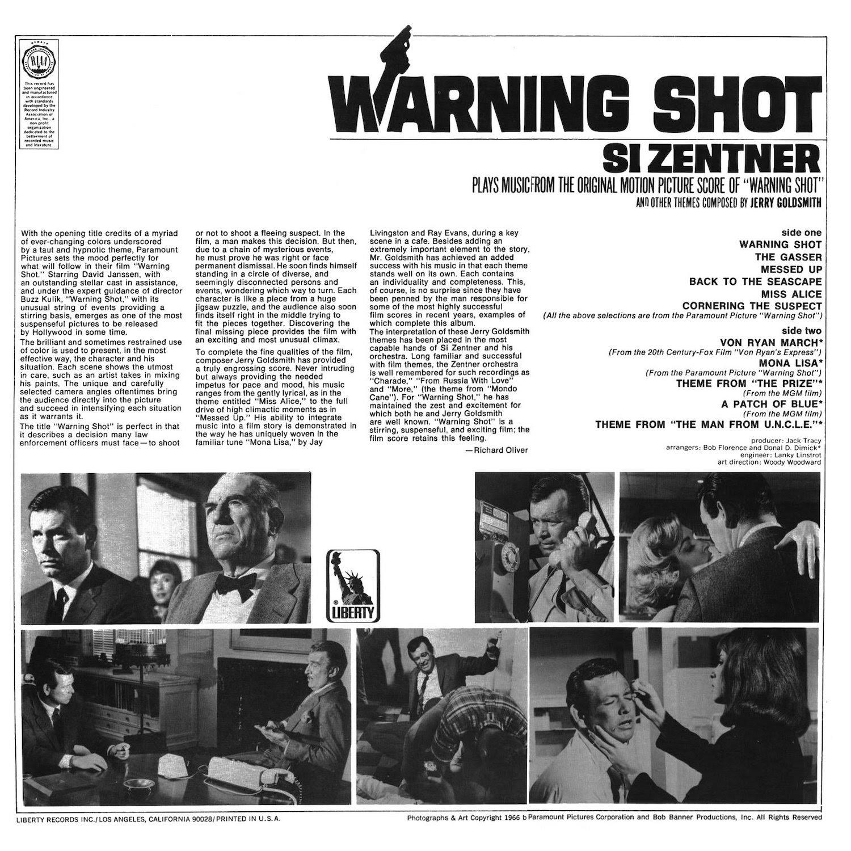 Jerry Goldsmith, Si Zentner